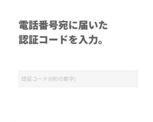 ペイターズ-登録画面4