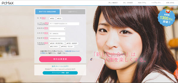 pcmax profile